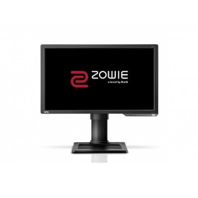 Монитор BenQ 24 XL2411 ZOWIE (BQ9H.LELLB.RBE)Мониторы BenQ<br>Монитор Benq 24 XL2411 ZOWIE черный TN+film LED 1ms 16:9 DVI HDMI 3D матовая HAS Pivot 350cd 1920x1080 D-Sub FHD<br>