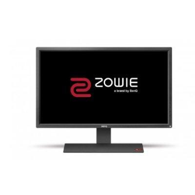 Монитор BenQ 27 RL2755 ZOWIE (9H.LF2LB.QBE)Мониторы BenQ<br>Монитор Benq 27 RL2755 ZOWIE черный TN+film LED 1ms 16:9 DVI HDMI M/M матовая 12000000:1 300cd 1920x1080 D-Sub FHD 5.5кг<br>