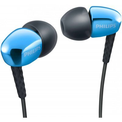Наушники Philips SHE3900BL синий (SHE3900BL/51) philips she1450wt 51 наушники
