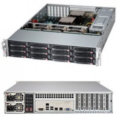 Серверная платформа SuperMicro SSG-6028R-E1CR12T (SSG-6028R-E1CR12T)