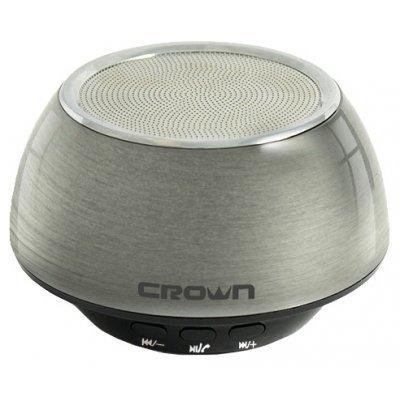 Портативная акустика Crown CMBS-304 (CM000001197)Портативная акустика Crown<br>портативная акустика моно мощность 3 Вт питание от батарей, от USB линейный вход Bluetooth<br>