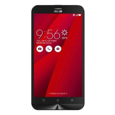 Смартфон ASUS ZenFone Go TV G550KL 16Gb красный (90AX0138-M02020)Смартфоны ASUS<br>Смартфон Asus ZenFone DTV G550KL 16Gb красный моноблок 3G 4G 2Sim 5.5 720x1280 Android 5.1 13Mpix 802.11bgn GPS GSM900/1800 GSM1900 TouchSc MP3 microSDXC max64Gb<br>