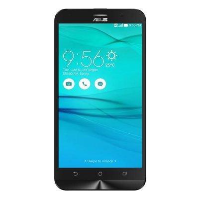 Смартфон ASUS ZenFone Go TV G550KL 16Gb черный (90AX0131-M02000)Смартфоны ASUS<br>Смартфон Asus ZenFone DTV G550KL 16Gb черный моноблок 3G 4G 2Sim 5.5 720x1280 Android 5.1 13Mpix 802.11bgn GPS GSM900/1800 GSM1900 TouchSc MP3 microSDXC max64Gb<br>