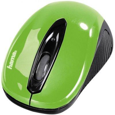 Мышь Hama AM-7300 Green USB (86567) мышь hama hama cino optical mouse usb синяя