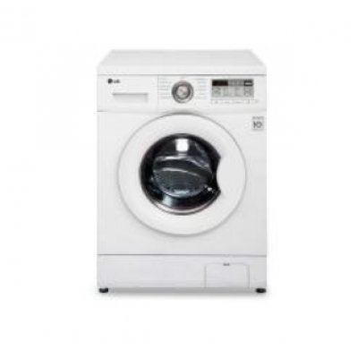 Стиральная машина LG F80B8LD0 белый (F80B8LD0) lg f 80 b9ld