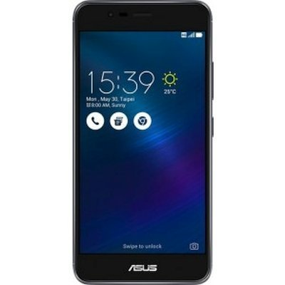 Смартфон ASUS ZenFone 3 Max ZC520TL 16Gb серый (90AX0086-M00310)Смартфоны ASUS<br>ZC520TL-4H022RU / 5,2 1280 x 720 (HD) IPS / MT6737T 1.45 GHz / 2GB / 16GB / 13MP + 5MP<br>