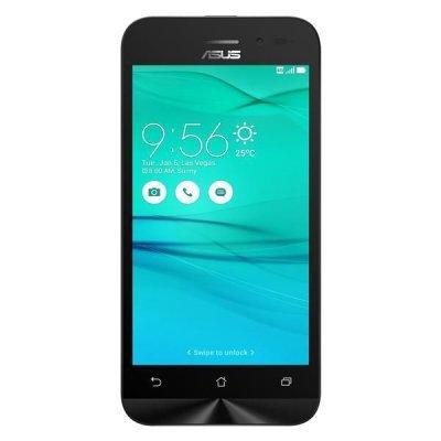 Смартфон ASUS ZenFone GO ZB450KL 8Gb белый (90AX0092-M00370)Смартфоны ASUS<br>ZB450KL-1B037RU / 4,5 854 x 480  (FWVGA) TN / MSM8916 1.0 GHz / 1GB / 8GB / 8MP + 2MP<br>