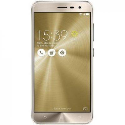 Смартфон ASUS ZenFone 3 ZE552KL 64Gb золотистый (90AZ0123-M01160)Смартфоны ASUS<br>смартфон, Android 6.0<br>поддержка двух SIM-карт<br>экран 5.5, разрешение 1920x1080<br>камера 16 МП, лазерный автофокус<br>память 64 Гб, слот для карты памяти<br>3G, 4G LTE, LTE-A, Wi-Fi, Bluetooth, GPS, ГЛОНАСС<br>аккумулятор 3000 мА/ч<br>вес 155 г, ШxВxТ 77.38x152.59x7.69 мм<br>ZE552KL-1G055RU<br>