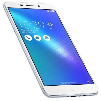 Смартфон ASUS ZenFone 3 Laser ZC551KL-4J006RU 32Gb серебристый (90AZ01B4-M00060)Смартфоны ASUS<br>ZC551KL-4J006RU / 5.5  1920 x 1080 (FHD) IPS / MSM8937 1.4 GHz / 2GB / 32GB / 13MP + 8MP<br>