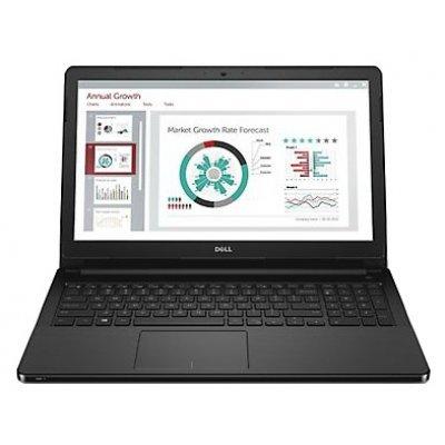 Ноутбук Dell Vostro 3559 (3559-5506) (3559-5506)Ноутбуки Dell<br>Ноутбук Dell Vostro 3559 Core i5 6200U/4Gb/1Tb/DVD-RW/AMD Radeon R5 M315 2Gb/15.6/HD (1366x768)/Windows 10 Home Basic Single Language 64/black/WiFi/BT/Cam<br>