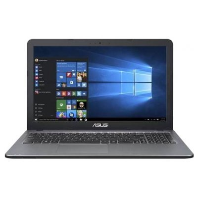 Ноутбук ASUS R540Sc (90NB0B23-M00250) (90NB0B23-M00250)Ноутбуки ASUS<br>Ноутбук Asus R540Sc Pentium N3700 (1.6)/2G/500G/15.6 HD GL/NV GT810M 1G/DVD-SM/BT/Win10 Silver<br>