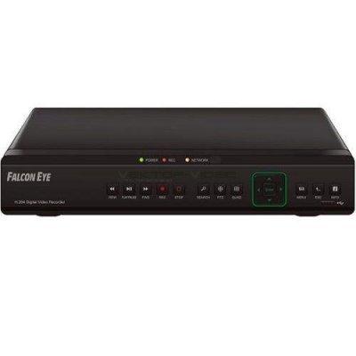 IP-видеорегистратор Falcon Eye FE-3108AHD.1 (FE-3108AHD.1)IP-видеорегистраторы Falcon Eye<br>Видеорегистратор Falcon Eye FE-3108AHD.1  8-ми канальный AHD регистратор 1080N Видеовходы: 8xBNC; Ра<br>