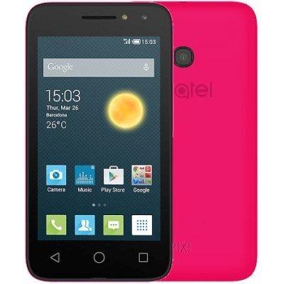 Смартфон Alcatel PIXI4 4034D (4034D-2CALRU1)Смартфоны Alcatel<br>смартфон, Android 6.0 поддержка двух SIM-карт экран 4, разрешение 800x480 камера 3.20 МП память 4 Гб, слот для карты памяти 3G, Wi-Fi, Bluetooth, GPS аккумулятор 1500 мА?ч вес 125 г, ШxВxТ 64.40x122.10x9.70 мм<br>