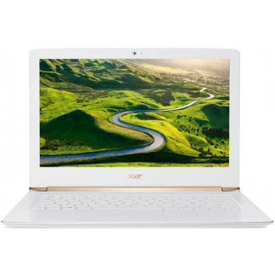 Ультрабук Acer Aspire S5-371T-55B2 (NX.GCLER.002) (NX.GCLER.002)Ультрабуки Acer<br>13.3(1920x1080)Touch/ i5-6200U(2.3Ghz)/ 8Gb/ 256Gb SSD/ GMA HD/ Linux<br>