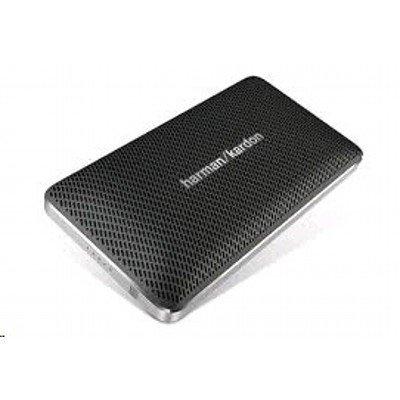 Портативная акустика Harman/Kardon Esquire Mini (HKESQUIREMINIBLKEU)Портативная акустика Harman/Kardon<br>Тип: портативная беспроводная стерео акустика, мощность: 2x4 Вт, питание: от батарей или USB, связь: Bluetooth, цвет: черный, вес: 0.24 кг (HKESQUIREMINIBLKEU)<br>