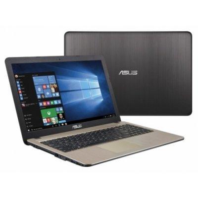 Ноутбук ASUS X540YA-XO047T (90NB0CN1-M00670) (90NB0CN1-M00670)Ноутбуки ASUS<br>15.6 HD E1-7010 UMA 2GB 500GB NO ODD - Win10<br>