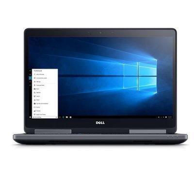 Ультрабук Dell Precision 7510 (7510-9822) (7510-9822)Ультрабуки Dell<br>Core i7-6820HQ 2.7GHz,15.6UltraSharp FHD AG,Cam,16GB DDR4(2),256GB SSD+1TB 7.2krpm,Nvidia Quadro M2000M (4GB DDR5),WiFi,USB Type-C,Smart Card,TPM,BT,6C,2.8kg,3y,Win7Pro(64)+WIn10 Pro<br>