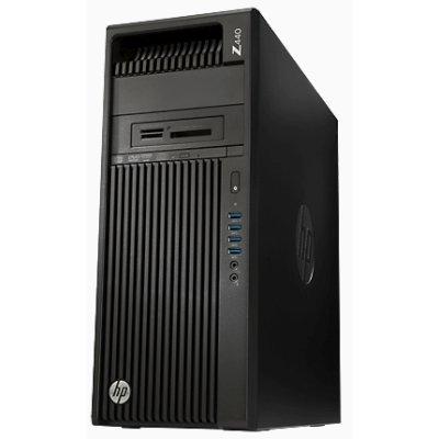 Рабочая станция HP Z440 (Y3Y38EA) (Y3Y38EA)Рабочие станции HP<br>E5-1620v4, 16GB(2x8GB)DDR4-2400, 256GB PCIe, SuperMultiODD,CardReader, Win10Pro 64<br>