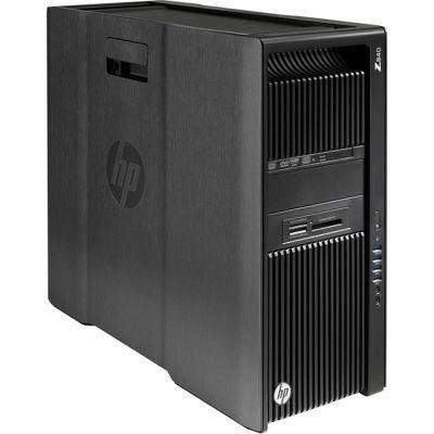 Рабочая станция HP Z840 (Y3Y44EA) (Y3Y44EA)Рабочие станции HP<br>E5-2620v4, 16GB(2x8GB)DDR4-2400, 1TB SATA 7200 HDD, SuperMultiODD,CardReader, Win10Pro 64<br>