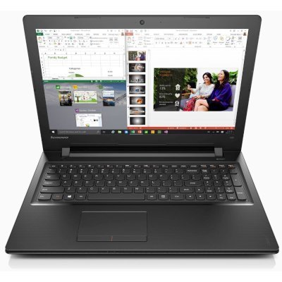 Ноутбук Lenovo IdeaPad 300-15ISK (80Q701JARK) (80Q701JARK)Ноутбуки Lenovo<br>Ноутбук Lenovo IdeaPad 300-15ISK Core i3 6100U/4Gb/500Gb/DVD-RW/AMD Radeon R5 M430 2Gb/15.6/HD (1366x768)/Windows 10/black/WiFi/BT/Cam<br>