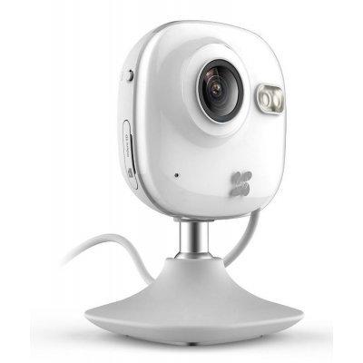 Камера видеонаблюдения Hikvision EZVIZ C2MINI (CS-C2MINI-31WFR (2.4 MM))Камеры видеонаблюдения Hikvision<br>Видеокамера IP Hikvision EZVIZ C2MINI 2.4-2.4мм цветная<br>