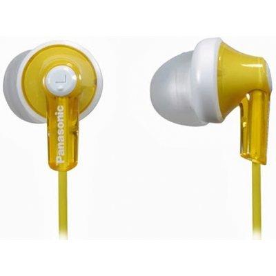 Наушники Panasonic RP-HJE118 желтый (RP-HJE118GUY)Наушники Panasonic<br>вставные (затычки), импеданс 16 Ом, чувствительность 96 дБ/мВт, кабель 1.1 м<br>