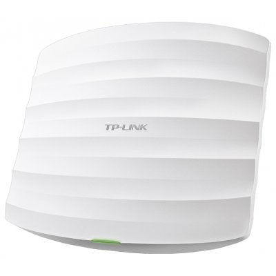Wi-Fi точка доступа TP-link EAP330 (EAP330)Wi-Fi точки доступа TP-link<br>AC1900 Wireless Dual Band Gigabit Ceiling Mount Access Point, 600Mbps at 2.4GHz + 1300Mbps at 5GHz, 802.11a/b/g/n/ac, Beamforming, 802.3at PoE Supported, 2 10/100/1000Mbps LAN port with 4 internal 4dBi antennas<br>
