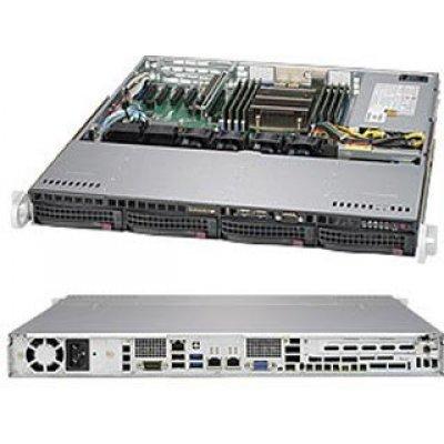 Серверная платформа SuperMicro SYS-5018R-M (SYS-5018R-M)Серверные платформы SuperMicro<br>Платформа SuperMicro SYS-5018R-M 3.5 SATA C612 1G 2P 1x350W<br>