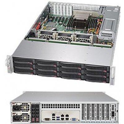 Серверная платформа SuperMicro SSG-6028R-E1CR12L (SSG-6028R-E1CR12L)Серверные платформы SuperMicro<br>Платформа SuperMicro SSG-6028R-E1CR12L<br>