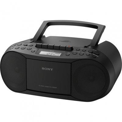 Аудиомагнитола Sony CFD-S70 (CFDS70B.RU5), арт: 245122 -  Аудиомагнитолы Sony