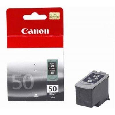 Картридж (0616B025) Canon PG-50 черный (0616B025), арт: 24513 -  Картриджи для струйных аппаратов Canon