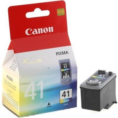 Картридж (0617B025) Canon CL-41 IJ EMB  цветной (0617B025)Картриджи для струйных аппаратов Canon<br>для iP1600/iP2200/ MP150/MP170/MP450/iP6220D/iP6210D цветной<br>