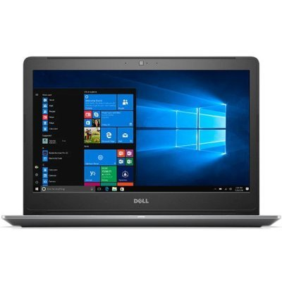 Ноутбук Dell Vostro 5468 (5468-2754) (5468-2754)Ноутбуки Dell<br>Core i3-7100U 2.4 GHz,14   HD Cam,4GB DDR4(1),500GB 5.4krpm,Intel HD 620,WiFi,BT,3C,1.59kg,1y,Win 10 Home,Grey/Backlit<br>
