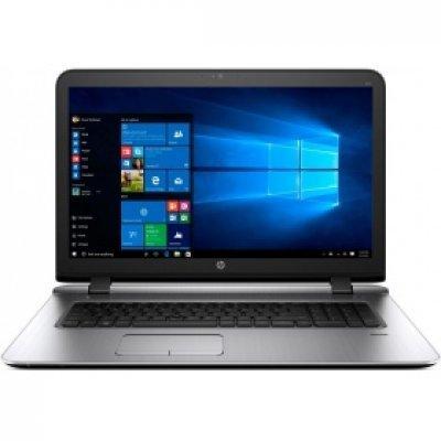 Ноутбук HP ProBook 470 G3 (W4P89EA) (W4P89EA)Ноутбуки HP<br>DSC 2GB i5-6200U DDR4 470 / 17.3 FHD UWVA AG / 8GB 1D DDR4 / 256GB TLC / W7p64W10p / DVD+-RW / 1yw / Webcam / kbd TP / Intel AC 1x1+BT / Sea / FPR<br>