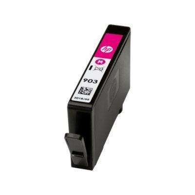 Картридж для струйных аппаратов HP 903 T6L91AE пурпурный (T6L91AE)Картриджи для струйных аппаратов HP<br>Картридж струйный HP 903 T6L91AE пурпурный для HP OJP 6960/6970 (315стр.)<br>