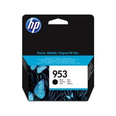 Картридж для струйных аппаратов HP 953 L0S58AE черный (L0S58AE)Картриджи для струйных аппаратов HP<br>Картридж струйный HP 953 L0S58AE черный для HP OJP 8710/8715/8720/8730/8210/8725 (1000стр.)<br>