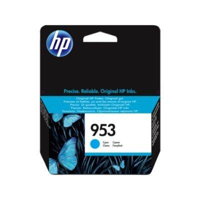 Картридж для струйных аппаратов HP 953 F6U12AE голубой (F6U12AE) картридж для струйных аппаратов hp cn622ae голубой cn622ae
