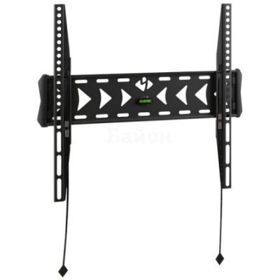 Кронштейн для ТВ и панелей Kromax FLAT-3 черный (FLAT-3 черный)