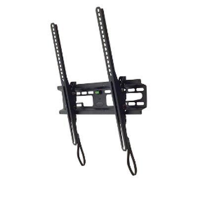 Кронштейн для ТВ и панелей Kromax FLAT-4 черный (FLAT-4 черный)Кронштейн для ТВ и панелей Kromax<br>Кронштейн для телевизора Kromax FLAT-4 черный 22-65 макс.55кг настенный наклон<br>