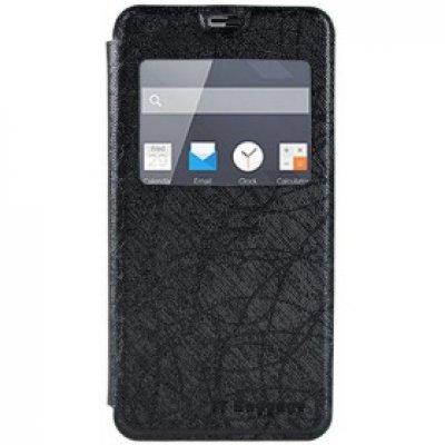 Чехол для смартфона IT Baggage для Meizu Pro 6 черный ITMZPR6-1 (ITMZPR6-1) чехол книжка it baggage для смартфона huawei p8 lite искусственная кожа черный
