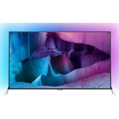 ЖК телевизор Philips 55 55PUS7600/60 (55PUS7600/60)ЖК телевизоры Philips<br>ЖК-телевизор, LED-подсветка, диагональ 55 (140 см), поддержка 3D-изображения, Smart TV, поддержка 4K UHD, разрешение 3840x2160 (16:9), прием цифрового телевидения (DVB-T2), просмотр видео с USB-накопителей, Wi-Fi<br>