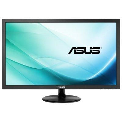 Монитор ASUS 21.5 VP229HA черный (90LM02H0-B01170) монитор 27 asus pb279q 90lm00w0 b01170