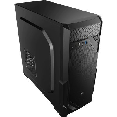 Корпус системного блока Aerocool VS-1 600W Black (4713105956672)