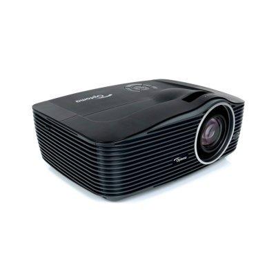 Проектор Optoma HD151X (E1P0F0G1E1Z1)Проекторы Optoma<br>стационарный широкоформатный проектор технология DLP поддержка 3D поддержка HDTV разрешение 1920x1080 (Full HD) световой поток 2800 лм контрастность 28000:1 подключение по VGA (DSub), DVI, HDMI вывод изображения с USB-флэшек<br>