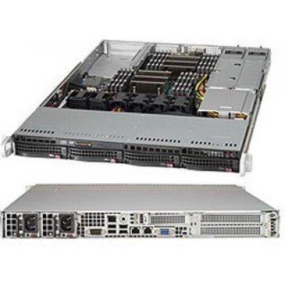 Серверная платформа SuperMicro SYS-6018R-WTR (SYS-6018R-WTR)Серверные платформы SuperMicro<br>Платформа SuperMicro SYS-6018R-WTR 3.5 C612 1G 2P750W<br>