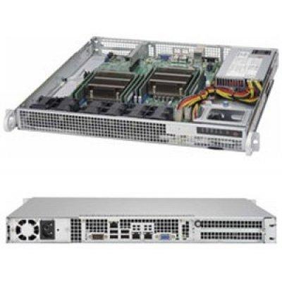 Серверная платформа SuperMicro SYS-6018R-MD (SYS-6018R-MD) цена 2017
