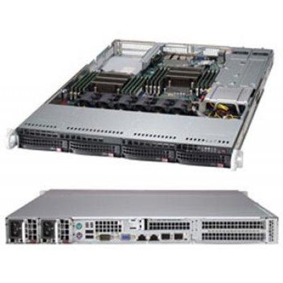 Серверная платформа SuperMicro SYS-6017R-72RFTP (SYS-6017R-72RFTP)Серверные платформы SuperMicro<br>Платформа SuperMicro SYS-6017R-72RFTP 3.5 LSI2208 10G 2P+1G 2P 2x750W<br>