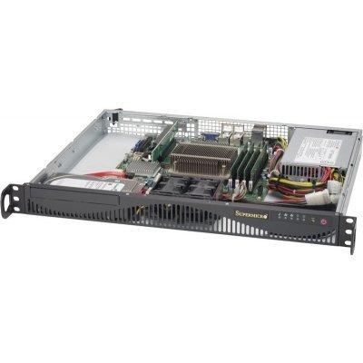 Серверная платформа SuperMicro SYS-5019S-ML (SYS-5019S-ML)Серверные платформы SuperMicro<br>Платформа SuperMicro SYS-5019S-ML RAID 1x350W<br>