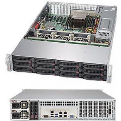 Серверная платформа SuperMicro SSG-6028R-E1CR12H (SSG-6028R-E1CR12H)