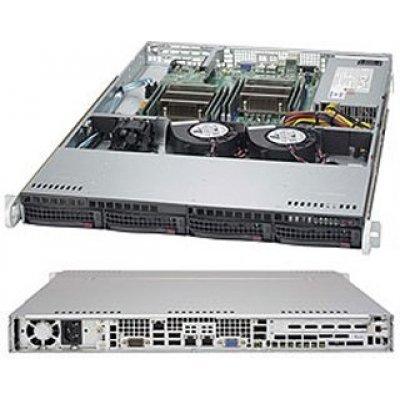 Серверная платформа SuperMicro SYS-6018R-TD (SYS-6018R-TD) серверная платформа asus ts300 e8 ps4